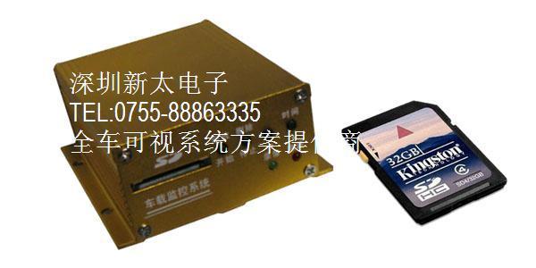 車載SD卡多畫面錄相顯示系統|車載畫面分割器|四畫面車載分割