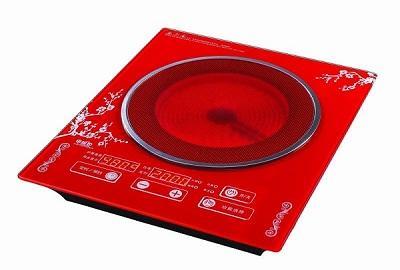 彭太自主研發雙屏電陶爐