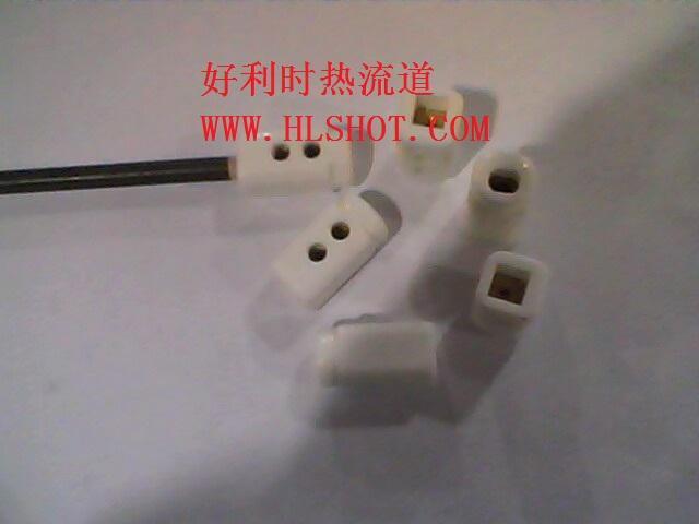 分流板加热丝陶瓷接线柱