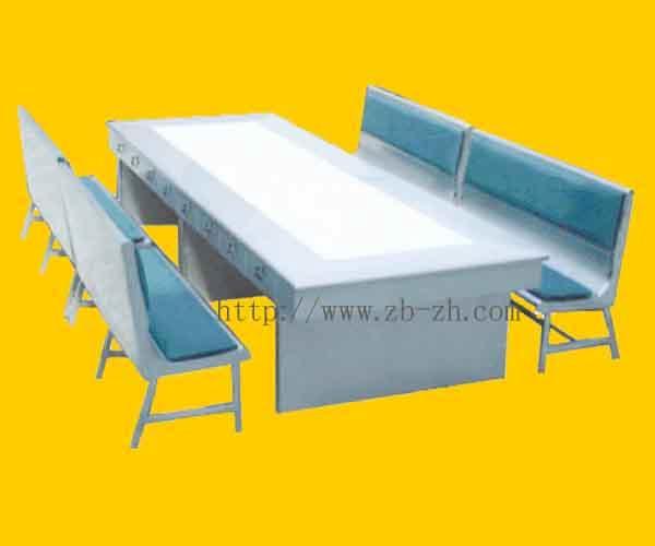 廠家專業定做不銹鋼辦公桌 監盤椅 調度臺 會議桌等