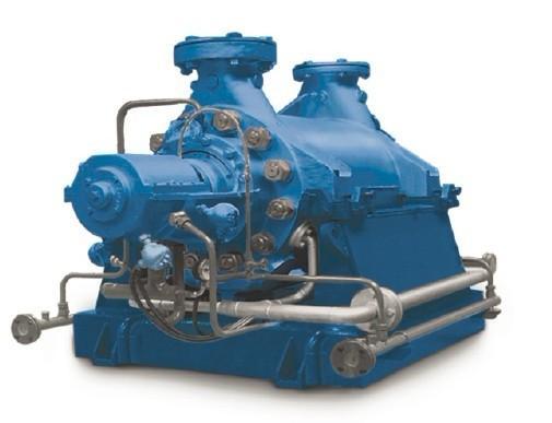 天津水泵(上海連成集團有限公司天津分公司)鍋爐給水泵