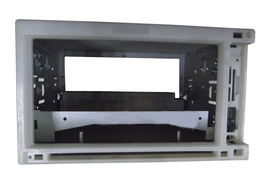 供應通用型車載影音五金機箱外殼結構件
