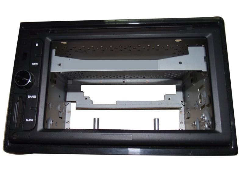 供應通用型車載五金機箱外殼結構件