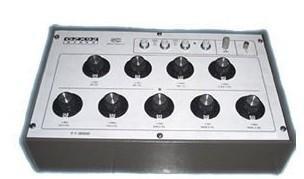 ZX119-4型標準可調式高阻箱