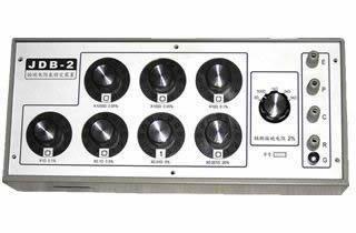 JDB-3大地網接地電阻表檢定裝置
