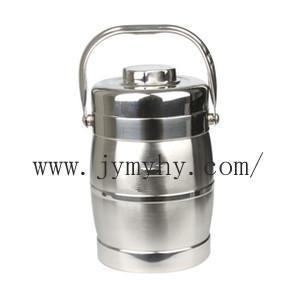 不銹鋼鼓型保溫提鍋【1.6L-2.0L】