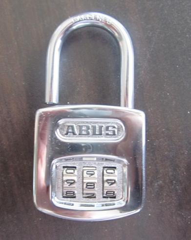 供应德国ABUS锁165/40