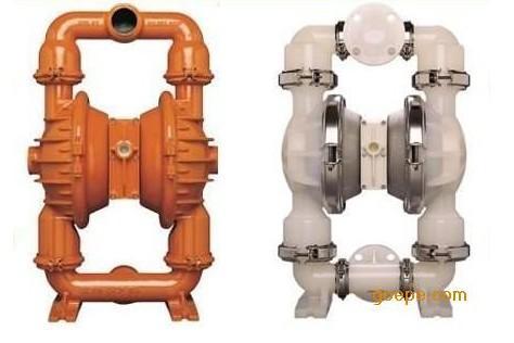 威尔顿气动隔膜泵选型P8/PPPPP/WFS/WF/KWF
