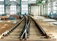 生产浮动道岔|轻轨道岔|重轨道岔|轻重轨道岔|道岔定点生产厂