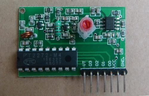 深圳接收模塊,超再生無線接收模塊RC-RJ02
