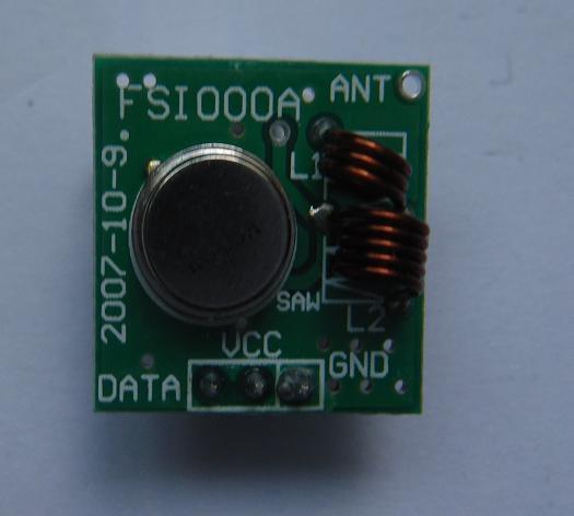 無線信號發射模塊,高頻發射模塊RC-T02