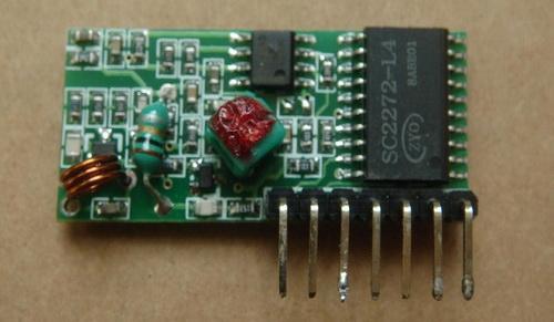 超再生無線接收模塊,接收模塊RC-RJ01