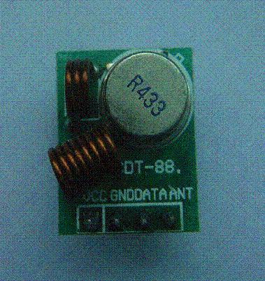 發射模塊,無線發射模塊廠家RC-T01