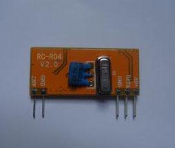 RC-R04超外差接收模塊,無線接收模塊
