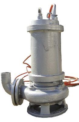 耐高溫耐腐蝕不銹鋼排污泵