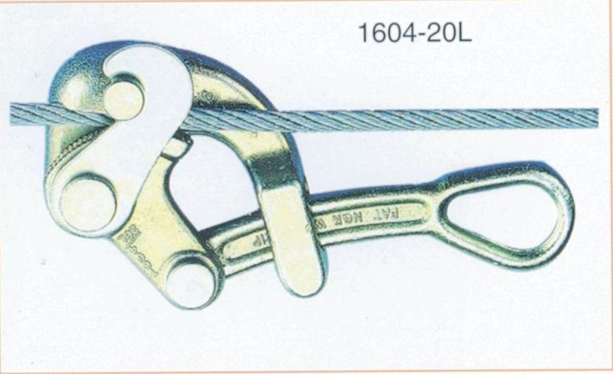 1604-20L單凸輪型卡線器