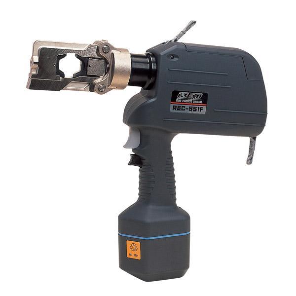 REC-551F充電式壓接機
