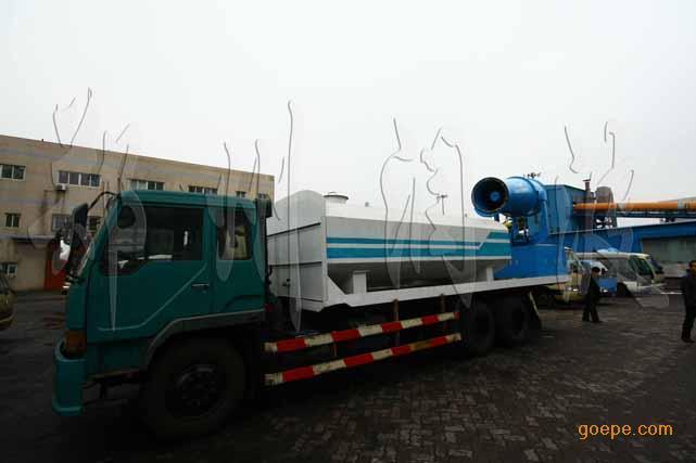 港口码头降尘设备  RB150型风送机喷雾机