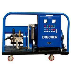 DI 500/15EM50Mpa電機驅動高壓清洗機