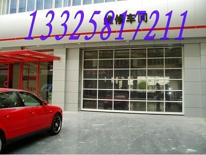 杭州工業透視門/重慶透明提升門_成都四S店透明門