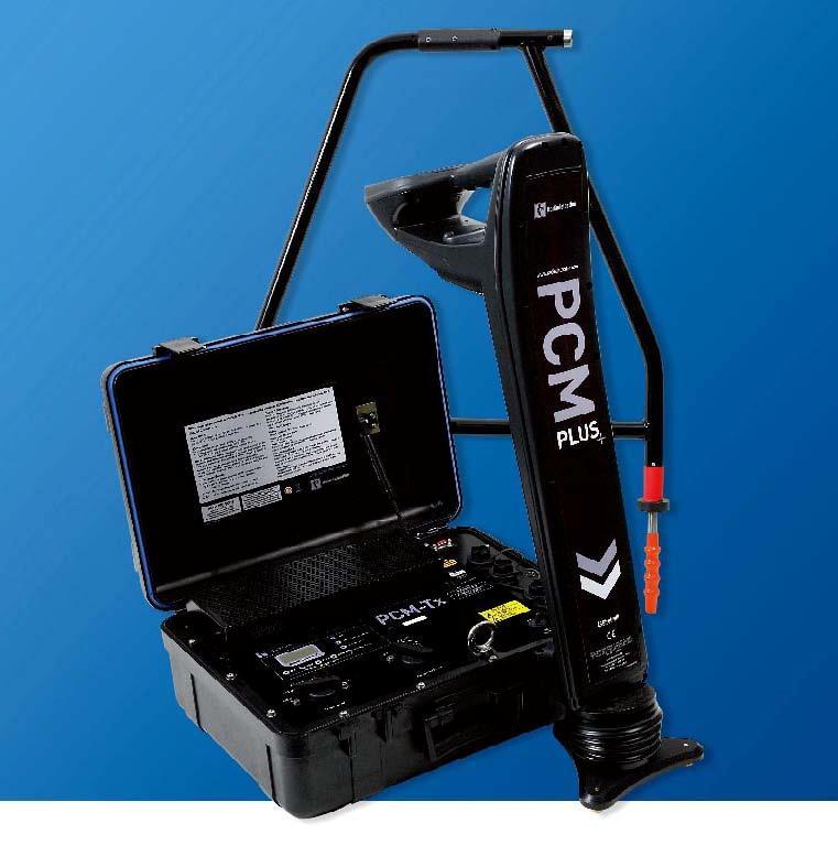 RD4000 PCM+埋地管道防腐層檢測儀