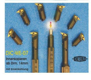 大量供应德国Dieterle原装进口精密切削刀具
