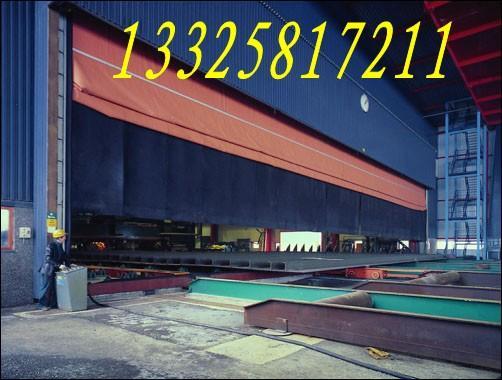 杭州快速堆積門/上海柔性堆積門_武漢快速堆積軟門
