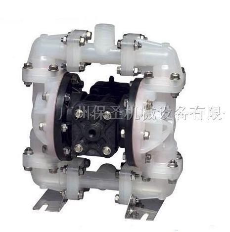 隔膜泵/勝佰德氣動隔膜泵/酸堿泵