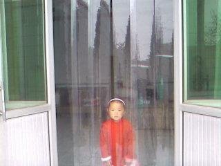 北京塑料门帘透明垂帘pvc透明胶帘水晶桌面窗帘