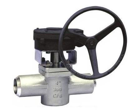 X61F美標套式旋塞閥 焊接旋塞閥報價