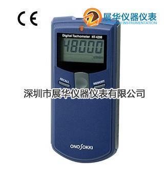 HT-4200手持非接觸轉速表日本小野HT-3200