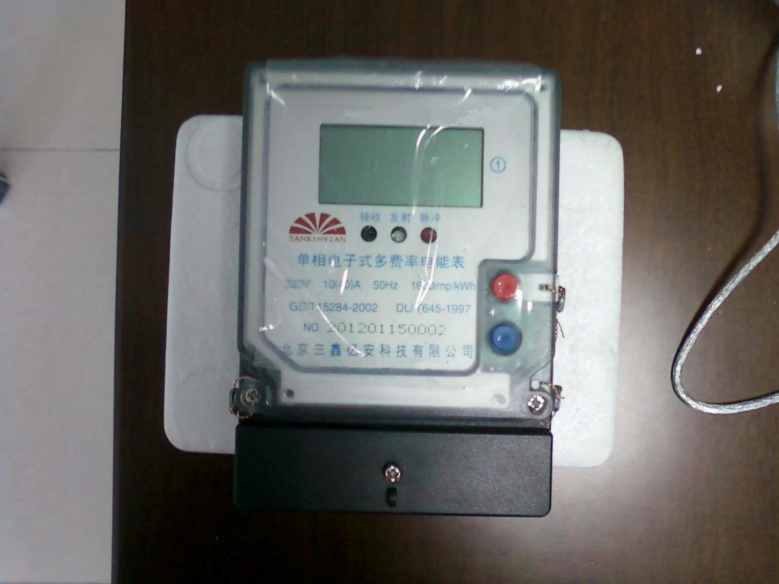 复费率电能表,单相复费率电能表,电能表
