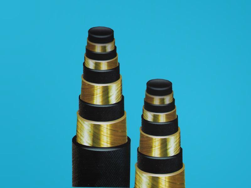 吉林高压钢丝编织胶管价格//北京高压钢丝编织胶管性能