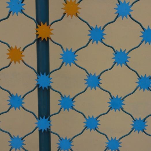 梅花刺網監獄鋼網墻,防逃網,防護網