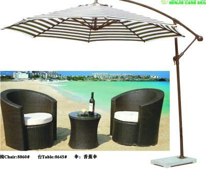 户外家具、编藤桌椅、秋千帐蓬、太阳伞那里最便宜
