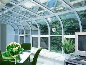 昭通陽光房玻璃貼膜|云南建筑玻璃貼膜
