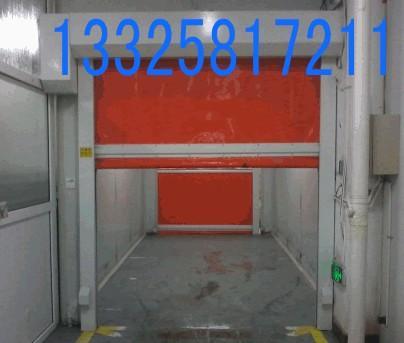 临安快速卷帘门/义乌雷达自动升降门_衢州地磁感应高速门