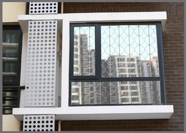 烟台防盗窗  防盗窗