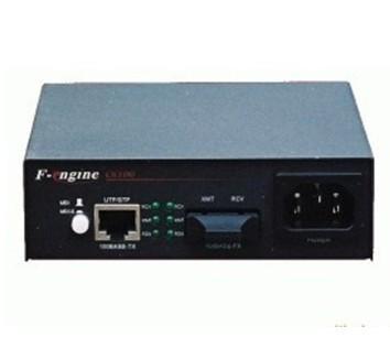 OL100C-02A 多模光纤收发器/烽火