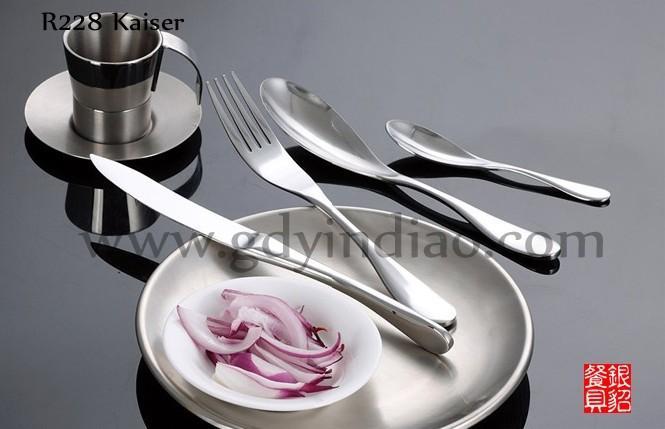 KAISER Germany 不锈钢餐具 西餐刀叉 不锈钢餐