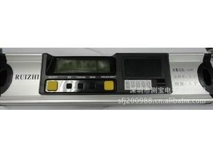數顯水平尺 帶磁性數字水平尺 數顯傾角儀 275MM電子水平
