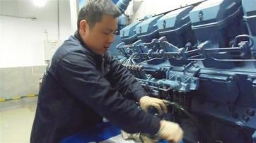 南京进口柴油发电维修保养