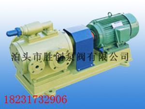 高品質高鐵用瀝青泵屬于螺桿泵