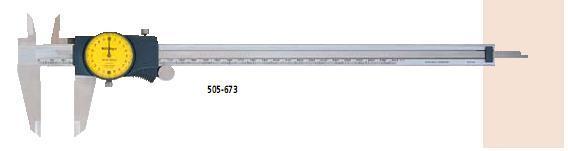 三豐帶表卡尺505-681、505-671