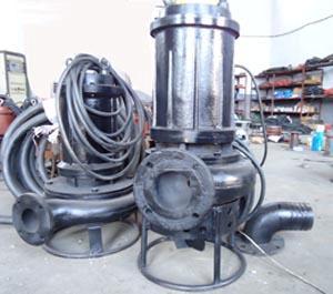 高效耐磨潜水式泥浆泵,渣浆泵,砂浆泵