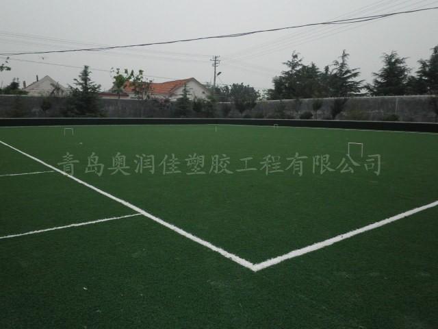 青島門球場人造草坪-老年門球場建造
