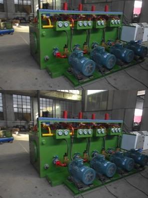 液壓泵站系統