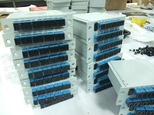 1分16插卡式光分路器,1分16插卡式分光器