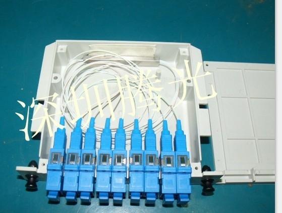 1分4插卡式分光器,1分4插卡式光分路器