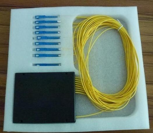 1分8盒式光分路器,1分8盒式分光器